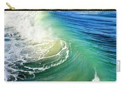 The Great Wave Carry-all Pouch by Laura Fasulo