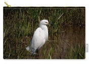 The Great White Heron Carry-all Pouch
