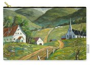 The Green Hills Carry-all Pouch