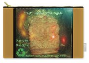 The Green Man - Recycle Carry-all Pouch