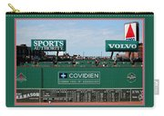 The Green Monster Fenway Park Carry-all Pouch