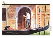 The Green Shutters - Venice Carry-all Pouch