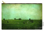 The Green Yonder Carry-all Pouch by Trish Mistric