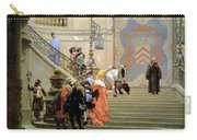 The Grey Cardinal Carry-all Pouch by Jean Leon Gerome
