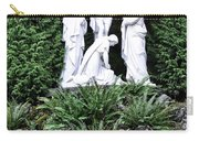 The Grotto In Portland - Calvary Scene  Carry-all Pouch