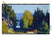 The Grove At Monhegan Carry-all Pouch