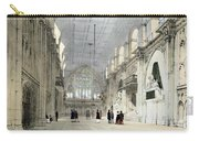 The Guildhall, Interior, From London As Carry-all Pouch