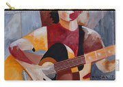 The Guitar Player Carry-all Pouch
