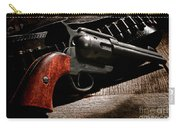 The Gun That Won The West Carry-all Pouch