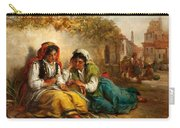 The Gypsies Carry-all Pouch