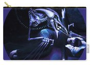 The Hallucinator Carry-all Pouch by Shelley  Irish