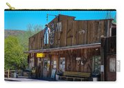 The Hanging - Apache Country Carry-all Pouch