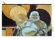The Happy Buddha Carry-all Pouch