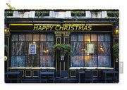 The Happy Christmas Pub Carry-all Pouch