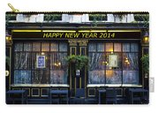 The Happy New Year 2014 Pub Carry-all Pouch