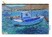 The Harbor  Tinos Carry-all Pouch