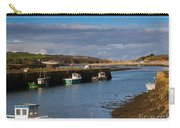 The Harbour At Hayle Cornwall Carry-all Pouch