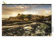 The Harbour At Lee  Carry-all Pouch