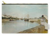 The Harbour At Lorient Carry-all Pouch