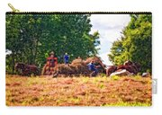 The Harvest Impasto Carry-all Pouch