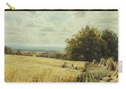 The Harvesters Carry-all Pouch by Edmund George Warren