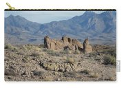 The Haulapai Mountains Carry-all Pouch
