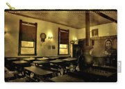 The Haunted Classroom Carry-all Pouch by Dan Sproul