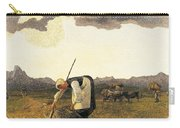 The Hay Harvest  Carry-all Pouch