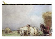The Hay Wagon Carry-all Pouch