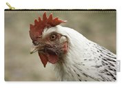 The Head Of A Rooster Carry-all Pouch