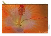 The Heart Of A Hibiscus Carry-all Pouch
