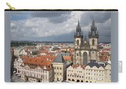 The Heart Of Old Town Carry-all Pouch