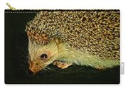 The Hedgehog Digital Art Carry-all Pouch