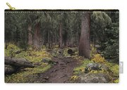 The High Forest Carry-all Pouch by Eric Glaser