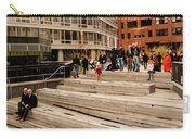 The High Line Urban Park New York Citiy Carry-all Pouch