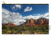 The Hills Of Sedona  Carry-all Pouch