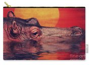 The Hippo Carry-all Pouch
