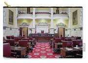 The Historic House Chamber Of Maryland Carry-all Pouch