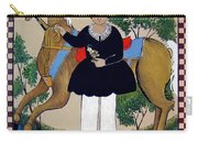 The Hobby Horse Carry-all Pouch