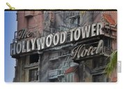 The Hollywood Hotel Signage Carry-all Pouch
