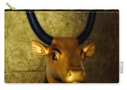 The Holy Cow Carry-all Pouch by Olga Hamilton