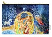 The Homecoming Kiss After Gustav Klimt Carry-all Pouch