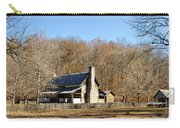 The Homeplace - Main House Carry-all Pouch