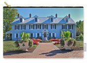 The Homestead Birthplace Of Milton Hershey Carry-all Pouch
