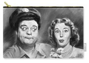 The Honeymooners Carry-all Pouch
