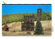 The Hoosier Mine Carry-all Pouch