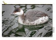 The Horned Grebe Carry-all Pouch
