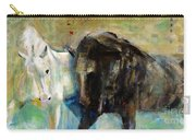 The Horse As Art Carry-all Pouch