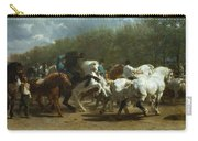 The Horse Fair Carry-all Pouch