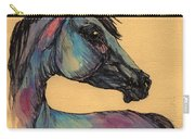 The Horse Portrait 1 Carry-all Pouch